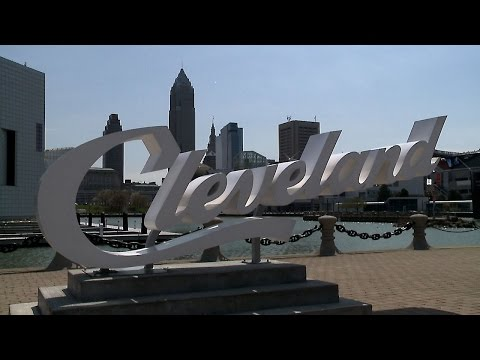 Downtown Cleveland Road Trip