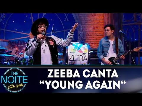 "Zeeba canta ""Young Again""