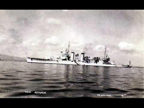 USS Astoria CA-34