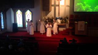 "Liturgical Dance - ""Carry Your Candle"""