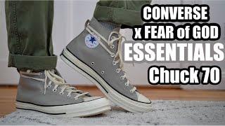 essential converse