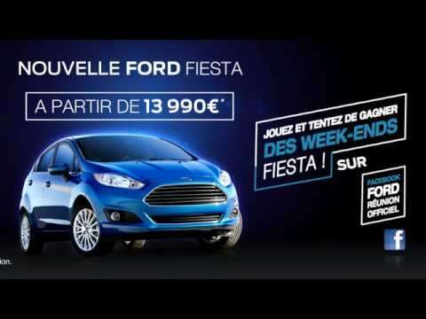 ford r union publicit nouvelle ford fiesta youtube. Black Bedroom Furniture Sets. Home Design Ideas