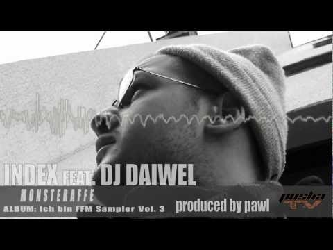 INDEX feat. DJ DAIWEL - MONSTERAFFE (prod. by pawl) [2011]
