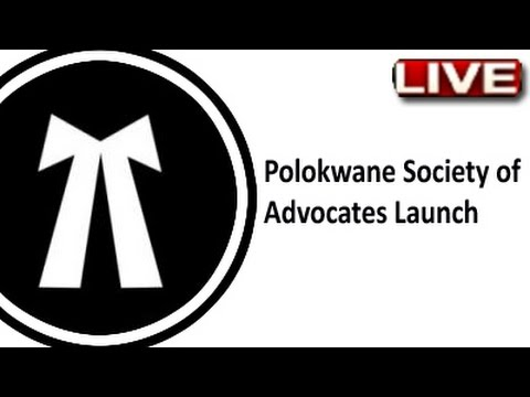 Polokwane Society of Advocates launch : Limpopo, 12 Sept 2015