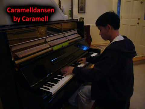 Caramelldansen (Speedycake Remix Piano)