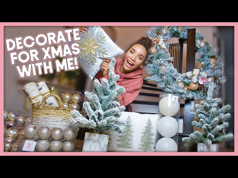 Decorating for Christmas 2019! (Holiday Home Tour)