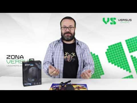ZONA VERSUS - Ratón EXON F60 ORIGEN Xpeke - Review