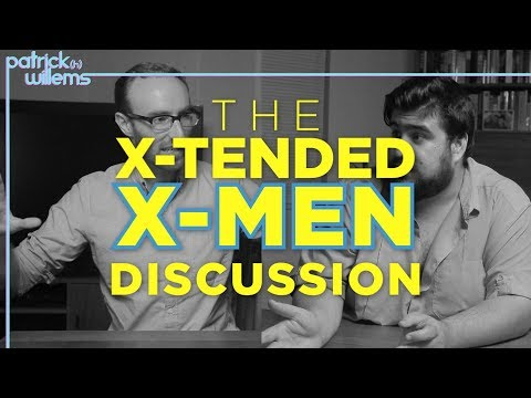 The X-Tended X-Men Discussion