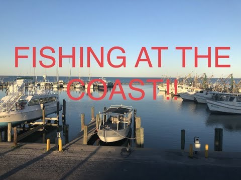 Fishing In Rock Port Texas!! 30+ FISH!!