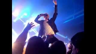 OneRepublic - Marching On LIVE at Zenith ,Munich, Germany (09.04.13)