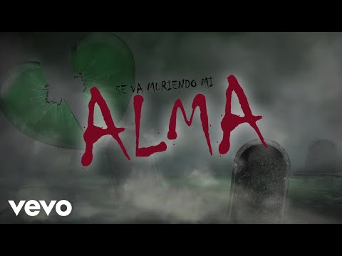 Remmy Valenzuela - Se Va Muriendo Mi Alma (Lyric Video)