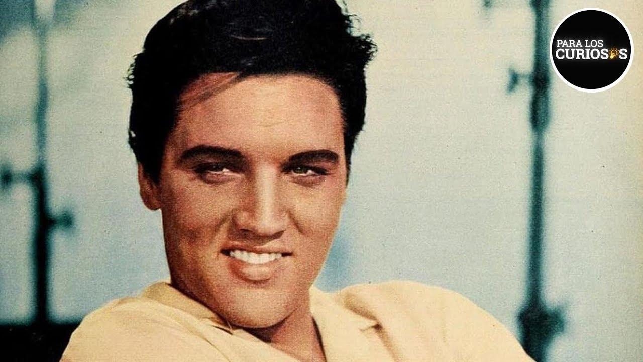 Así Fue La Apasionantemente Trágica Vida De Elvis Presley - YouTube