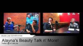 Dr. Mary Helen Hensley on Alayna's Beauty Talk n' More! 12-11-13