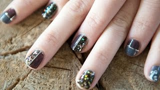 Christmas Day Nail Art Tutorial by BeautyBay com Thumbnail