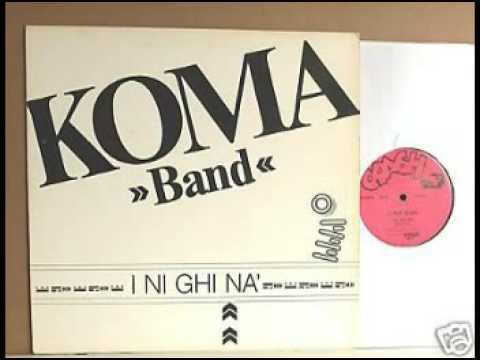 KOMA BAND - I NI GHI NA' (1983) ITALODISCO