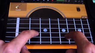 Рок-н-ролл видео урок в GarageBand на iOS