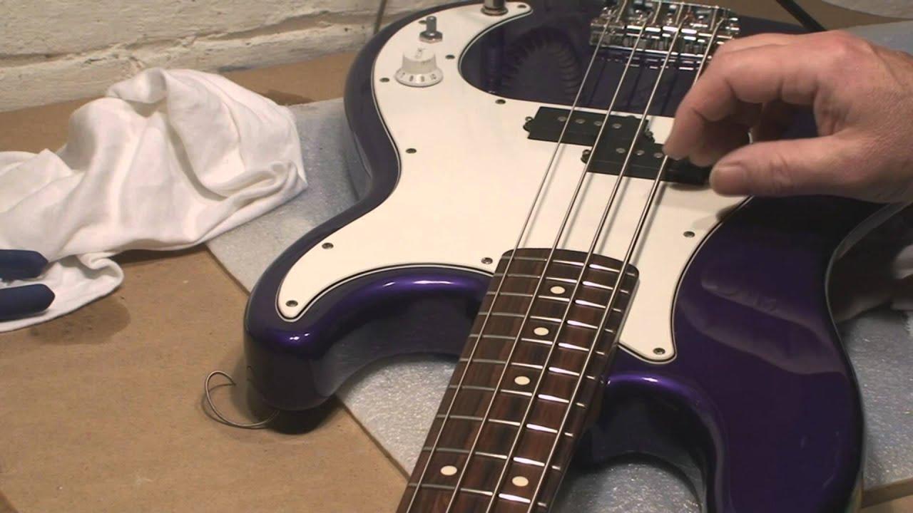 Fantastisch Bassgitarre Pickup Verkabelung Bilder - Schaltplan Serie ...