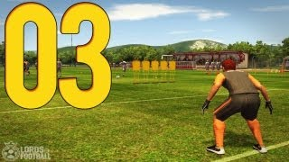 Lords of Football - Part 3 - Training! (Gameplay/Playthrough)