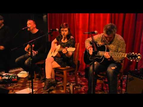 "Ariana Gillis, David Gillis and Kevin Breit ""For My Next Trick, I Need a Volunteer"""