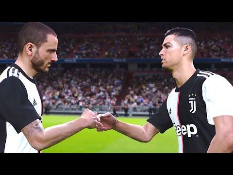 PES 2020 DEMO - Juventus V Bayern Munich | Superstar Level Full Match HD