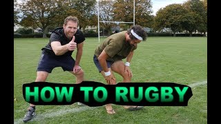 HOW TO RUGBY with Kieran Read | HOW TO SPORT SERIES