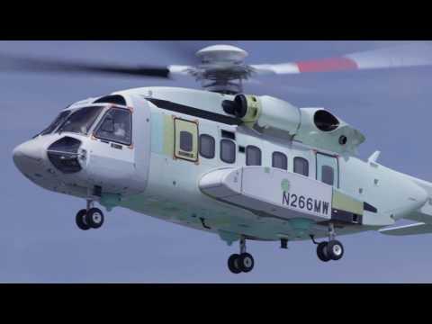Sikorsky VH-92A Flight Testing