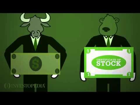 What are Stock Market Bulls vs Bears