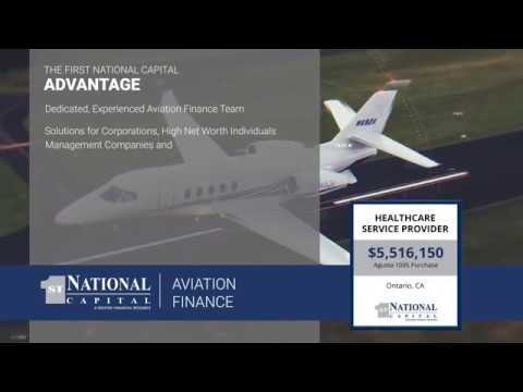 First National Capital: Aviation Finance Group