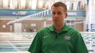 2015 UWF Swimming and Diving Preseason Video