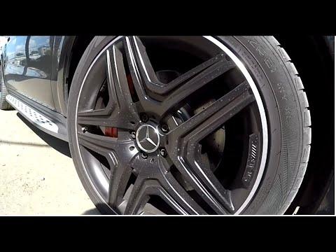 Правка Amg дисков К-r21 ценой 450000 рублей для Мерседес GL63 AMG ! Автосервис RDS, Курган!