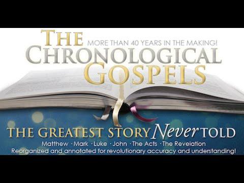 A Rood Awakening – The Chronological Gospels Bible