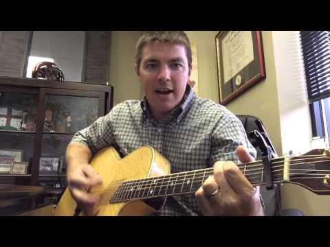 Roller Coaster - Luke Bryan (instructional / chords)