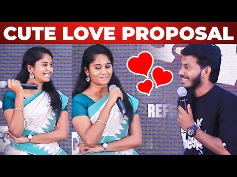 Aaha Kalyanam NP's Proposal To PAVI Teacher Brigida On Stage | Black Sheep Adutha 6