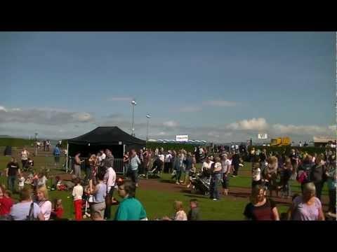 The Morecambe Seaside Festival 2012. 1st & 2nd September 2012