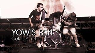 YOWIS BEN - Gak Iso Turu Live at Youtube Fan Fest Showcase 2018, Yogyakarta