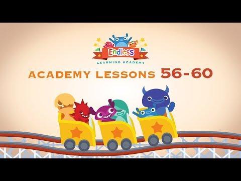 ELA Academy Lessons 56-60
