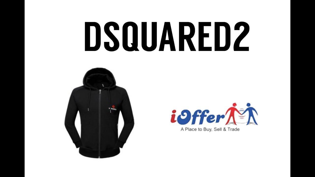 4f9ece675 Review VESTE DSQUARED2 ||iOffer