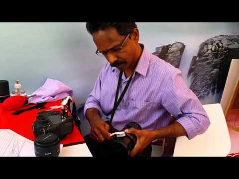 Canon Camera Service at Dubai Design District 19.03.2016