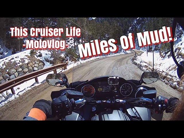 Miles Of Mud MotoVlog!
