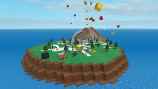 Survive natural disasters ROBLOX