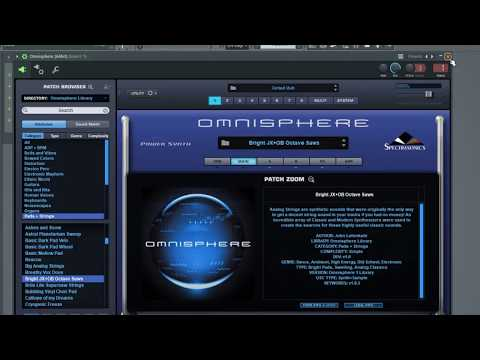 Spectrasonics Omnisphere 2 VST ( Best Plugin For Movie Scores )