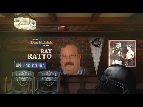 NBCS Bay Area's Ray Ratto Talks Raiders' Trades & Gruden w/Dan Patrick | Full Interview | 10/25/18