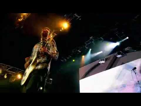 Linkin Park - What I've Done Live In Milton Keynes 29/06/08 *HQ*