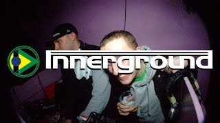 "Boosta & Atmos T - ""feeling Inside"" Innerground Records Inn063db 2014"