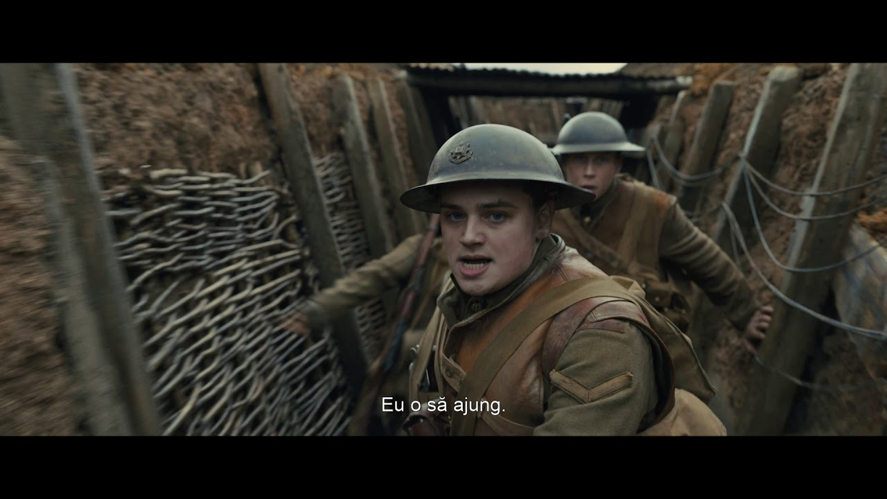 Trailer HD subtitrat - 1917 (24.01.2020)