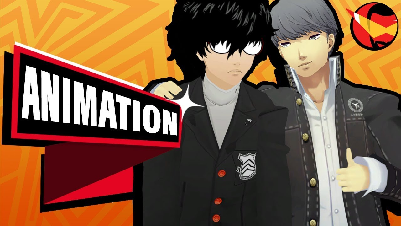 Yu Warns Akira (Persona 4 and Persona 5 Parody)