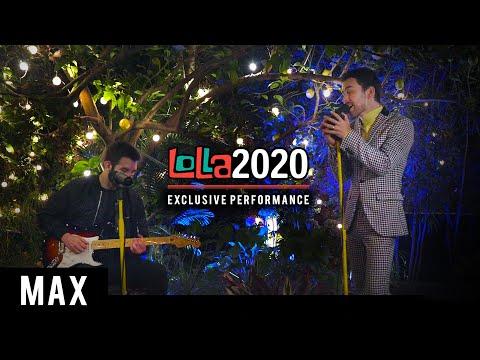 LOLLAPALOOZA 2020 - MAX (Full Performance)