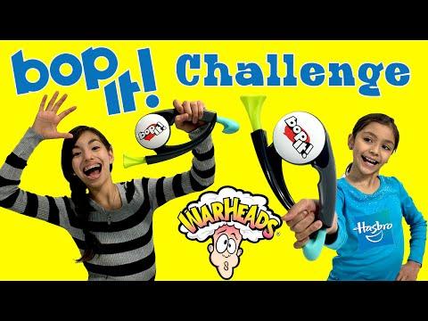 Exclusive First look at Bop It! 2016 Challenge   KidToyTesters