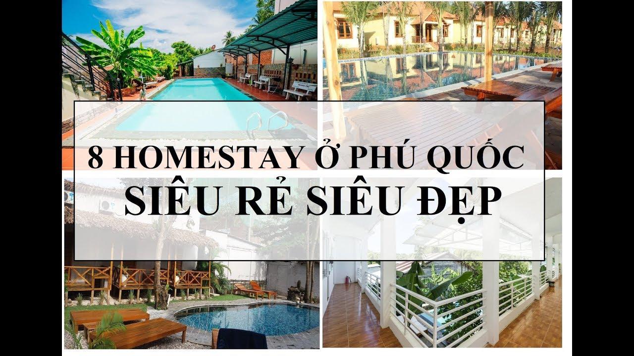 Lộ diện 8 homestay ở Phú Quốc siêu rẻ siêu đẹp – List of 8 homestay at Phú Quốc which is cheap