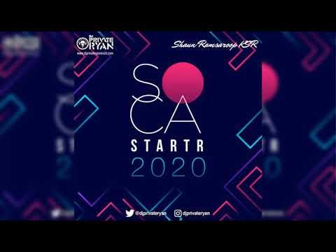 Dj Private Ryan Presents Soca Starter 2020